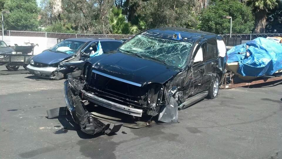Totalled