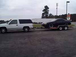 trip from New Orelans to North Corlina i got it for $5500