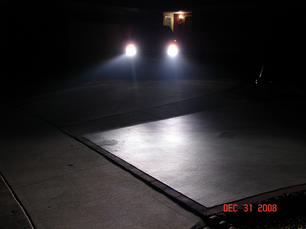 6000k HID Installed