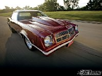 0912phr 01 o+1976 chevy laguna s3+grille