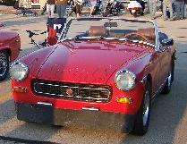 my 72 MG Midget